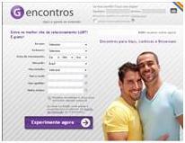 site de relacionamento gay